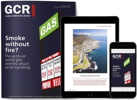 Front cover of GCR Volume 18 - Issue 4