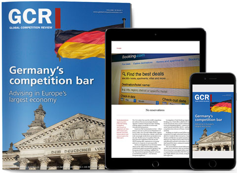 Front cover of GCR Volume 18 - Issue 7